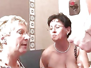 Granny Group Sex Hardcore Mature