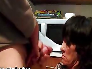 Amateur Brunette Cumshot Friends Granny Mammy Mature Sucking