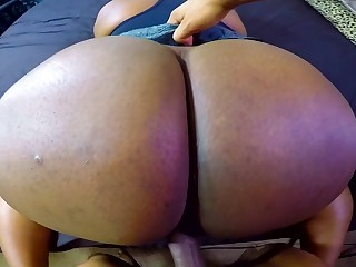 Ass Big Tits Black Ebony BBW Girlfriend Juicy Mammy