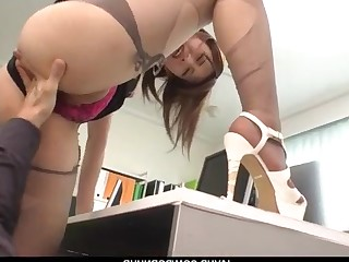 Babe Big Cock Fingering Fuck HD High Heels Hot Huge Cock