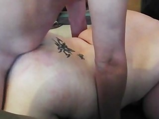 Amateur Chick Couple Curvy BBW Fatty Fuck Homemade