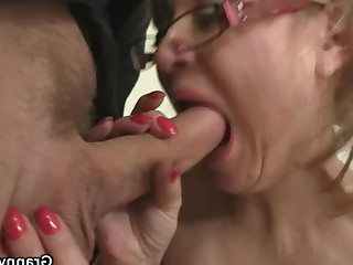 Fuck Granny Mammy Mature Office