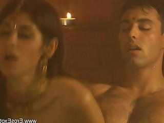 Brunette Cougar Couple Erotic Exotic Hardcore HD Indian
