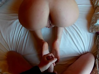 Amateur Ass Cumshot Doggy Style Feet Foot Fetish Footjob Fuck