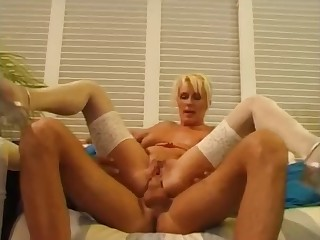 Anal Ass Big Tits Blonde Boobs Fuck Hardcore High Heels
