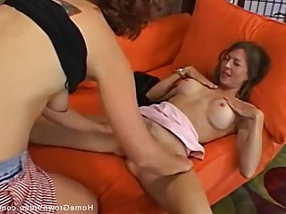 Amateur Big Tits Boobs Brunette Hairy Homemade Lesbian Small Tits