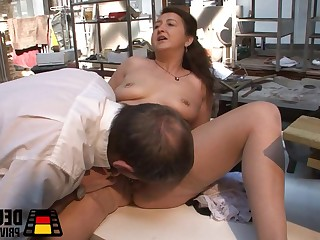 Amateur Blowjob Cumshot HD Hot Mature Shaved