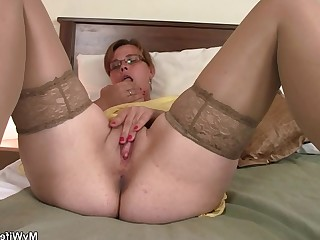 Big Cock Daughter Granny Mammy Masturbation Mature MILF Old and Young